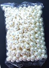 1Lb Vase Fillers, Pearls Table centerpieces (1-lb/bag). Color: Ivory