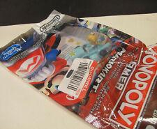 NEW!! Monopoly Gamer MarioKart Princess Peach character & game card