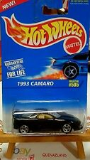 Hot Wheels 1993 Camaro Collector 505 (9989)