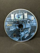 Project IGI: I'm Going In (PC, 2000) Disc Only