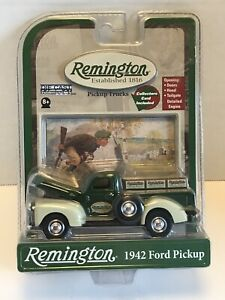 Die Cast Remington 1942 Ford Pickup Truck Toy Car Nip 2005 Gearbox Toys Nice