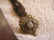 Antique Ornate Watch FOB Beautiful