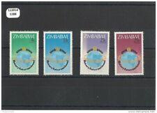 112014/1288 - ZIMBABWE 1980 - YT N° 17/20 ** (MNH) LUXE