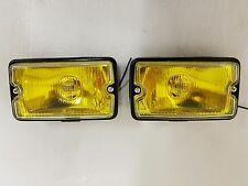Peugeot 205 cti conduite lampes nouveau jaune lentille/verre clair