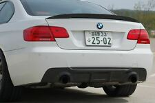 BMW 3 Series E92 Coupe M Performance Boot Spoiler ALL MODELS