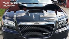 2011-2017 CHRYSLER 300 SRT STYLE FUNCTIONAL RAM AIR HOOD WITH 90 DAY WARRANTY