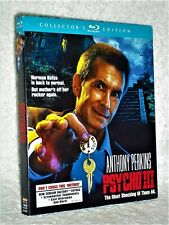 Psycho 3 Iii Collectors Edition (Blu-ray, 2020) Anthony Perkins Slipcover horror