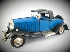 Auto Mobile Oldie Eisen Deko L.27x10x11cm limitiert Vintage Sammlung Geschenk
