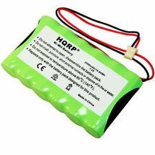 Hqrp Battery fits Ademco Honeywell Lynxrchkithc Lynxrchkit-Hc K5109 781410403291
