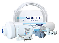 Inline Water Filter Kit for Refrigerators and Ice Makers