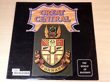 EX/EX- !! The World Of Railways : Great Central/1976 Argo LP