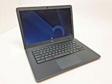 """HP 14"""" Chromebook, 1.6 GHz AMD Dual-Core A4-9120C, 32 GB eMMC, 4GB 14-DB0002CA"""