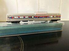 Con-cor Amtrak Sm Side Dome coach n gauge 4061 J