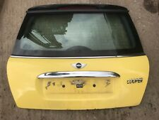 BMW MINI TAILGATE LIQUID YELLOW  2002