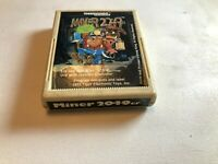 Miner 2049er TIGERVISION for Atari 2600 CARTRIDGE ▪︎FREE SHIPPING ▪︎