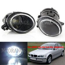 LED Fog Light For BMW E39 M5 E46 M3 1998 1999 2000 2001-2004 2005 Bumper Lamp 2x