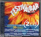 FESTIVALBAR 2003 Blu CD DOPPIO (SIGILLATO)