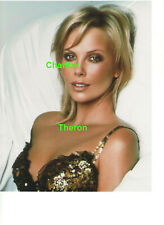 CHARLIZE THERON SEXY ORIGINAL 35mm TRANSPARENCY SLIDE