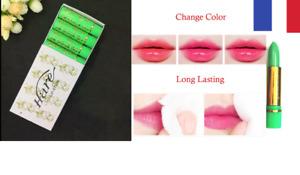LOT de 6 ROUGES A LEVRE MAGIQUE Lipstick Queen Caméléon longue durée lèvre Liner