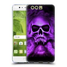 Étuis, housses et coques violets Huawei Mate 10 en silicone, caoutchouc, gel pour téléphone mobile et assistant personnel (PDA)