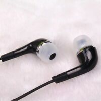 FOR Samsung Galaxy S5 S4 3 Note3 2 Stereo Headset Earphones EHS64AVFWE 3.5mm BlK