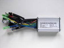 Ebike Sensored Brushless Motor Controller DC 24V/36V 250W 6-FET 15A KT Sine Wave