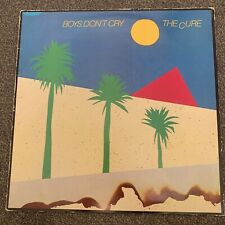 The Cure - Boys Dont Cry Vinyl Lp