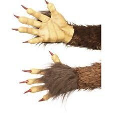 Men's Unisex Beast Krampus Demon Halloween Fancy Dress Gloves Stag Hen Fun Night