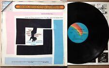 ELMER BERNSTEIN / L'UOMO DAL BRACCIO D'ORO (colonna sonora) - LP (Italy) NM/NM