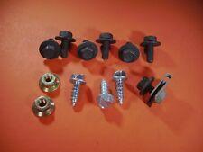 Miatamecca 90-05 Under Body Bottom Engine Shield Hardware Kit Mazda Miata MX5