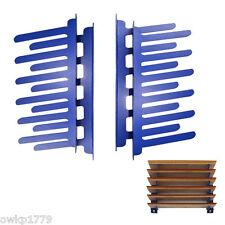 Silk Screen Printing Squeegee Rack Holder Organizer Screen Printing Equipment