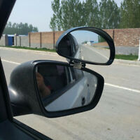 Universal Car Safety Vehicle Side Blindspot Blind Spot Mirror Wide Angle View 1*