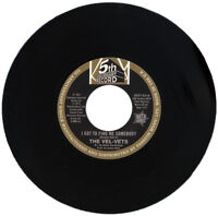 "VEL-VETS  ""I GOT TO FIND ME SOMEBODY""    KILLER NORTHERN SOUL CLASSIC    LISTEN!"