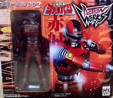 Used Megahouse ACTION WORKS Space Sheriff Sharivan PRE-PAINTED