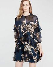 Rachel Roy Women's Ruffled a-line Dress, Size 4, ZR-K