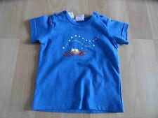 CAKEWALK schönes T-Shirt Krabbe blau Gr. 56 NEU