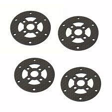 4x Carbon Fiber Universal Motor Mounting Plate for SK450 XA650 FY680 Quadcopter