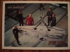 STAR TREK MOVIES: STAR TREK INTO DARKNESS SILVER PARALLEL CARD #28 (131/200)