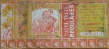 1870 Cigarette/Tobacco Label/Marquilla: Fallstaff-Chile