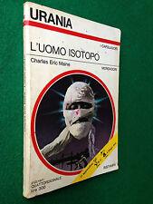 URANIA 560 , Charles Eric MAINE - L'UOMO ISOTOPO (1971) con B.C. BC Mago Wiz