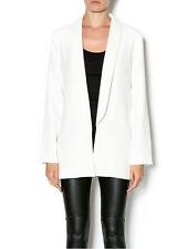 Minkpink Endless Moonlight White Jacket Blazer XS M NEW