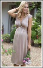Tiffany Rose CLARA Maternity DRESS SHORT Mocha Size 2