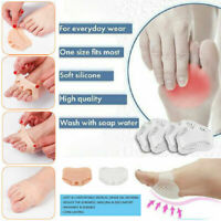 Silicone Honeycomb Forefoot Pad Foot Versatile Use Relief Pain Reusable U7J1