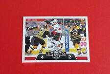 2017/18 Panini Hockey Stanley Cup Playoffs Sticker #490***Senators/Bruins***
