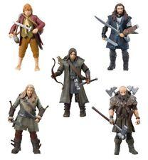 "The Bridge Direct Hobbit Hero Pack - Bilbo, Thorin, Dwalin, Kili and Fili 3.75"""