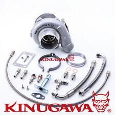 "Kinugawa Ball Bearing Turbocharger 3"" GTX2863R 53.9 mm w/ .64 T3 V-Band External"