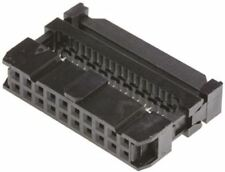 Amphenol T812 Series 2.54mm Pitch Cable Mount IDC Connector, Socket, 20 Way, 2 R