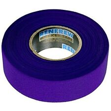 NEW Renfrew 1 Roll Purple Plum Hockey Stick Blade Shaft Bat Sports TAPE 24mmx25m