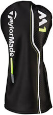New TaylorMade Golf 2017 M1 Driver Head Cover - Black/White/Green
