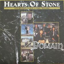 "Domain - Hearts Of Stone: Extended Version (12"" Vinyl Maxi-Single Germany 1989)"